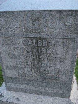 Mary Lucy <i>McDowell</i> Galbraith Jett