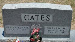 Millard Cates, Jr