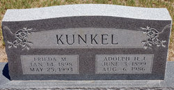 Adolph Henry Julius Kunkel