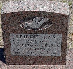 Bridget Ann Kunkel