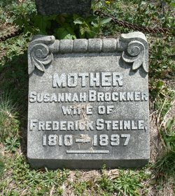 Susannah <i>Brockner</i> Steinle