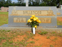 Bonnie L <i>Cole</i> Ballenger