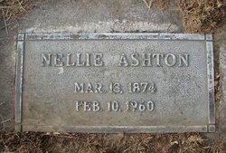 Nellie <i>Woodhead</i> Ashton