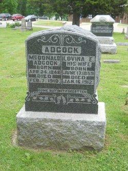 Lovina E <i>Shank</i> Adcock