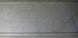 Sara Lavinia <i>Todd</i> Hyams