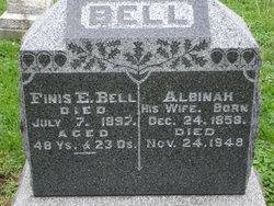 Albinah <i>Teaney</i> Bell