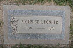 Florence E Bonner