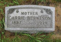 Carrie <i>Thompson</i> Berntson