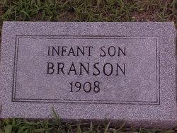 Infant Son Branson