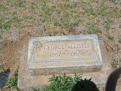 George Allister