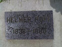 Helmer Hoff