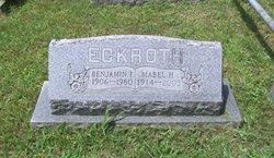 Mabel H. <i>Wagner</i> Eckroth