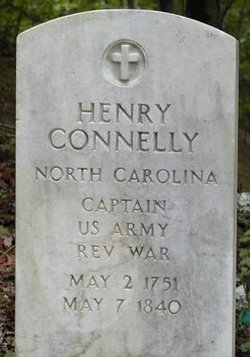 Capt Henry Connelly