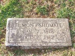 Tilmon Shumate