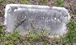 Fred C Anderson