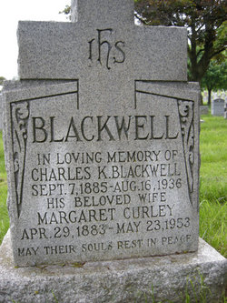 Margaret <i>Curley</i> Blackwell