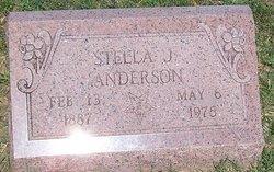Stella Johnson <i>Ragsdale</i> Anderson
