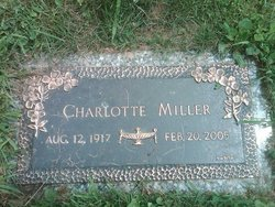 Charlotte Violet <i>Sheeler</i> Miller
