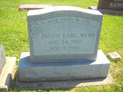 Jason Earl Webb