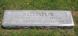 Anna B Hollenback