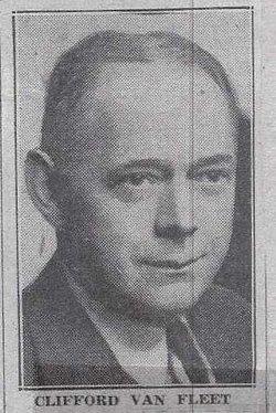 Clifford E. Van Fleet