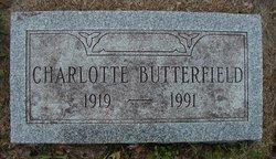 Charlotte Day <i>Christensen</i> Butterfield