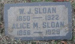 Alice M. Sloan