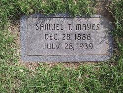 Samuel Thomas Mayes