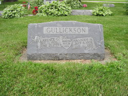 Hannah Nicholena <i>Skrenes</i> Gullickson