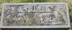 Sarah Jane <i>Hillyard</i> Finley