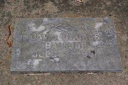 David George Dave Balfour