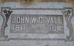 John W DeVall