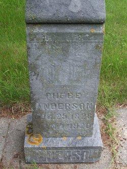 Phebe Anderson
