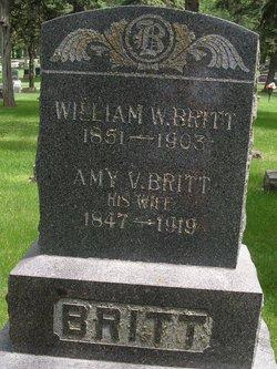 Amy V Britt