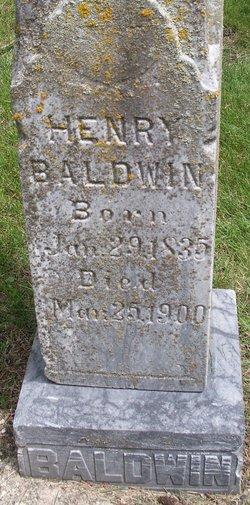 Henry Baldwin
