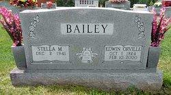 Edwin Orville Bailey