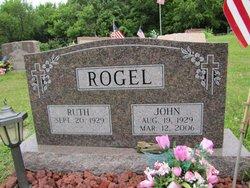Ruth <i>Pollock</i> Rogel