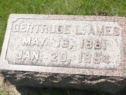 Gertrude L. Ames
