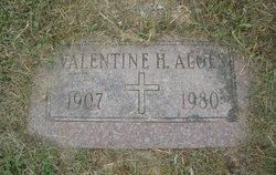 Valentine H. <i>Foster</i> Aloes