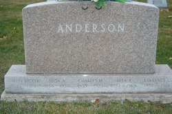 Lawrence Gilbert Anderson