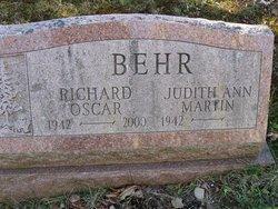 Richard Oscar Behr
