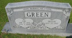J D Green