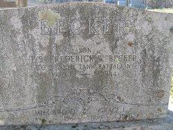 Millard D Becker