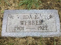 Ida E <i>Gold</i> Webber
