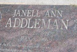 Janell Ann Addleman
