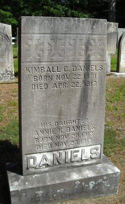 Annie K Daniels