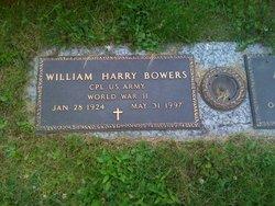 William Harry Bowers
