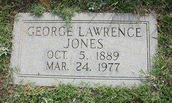 George Lawrence Jones