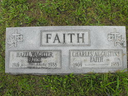 Hazel Beatrice <i>Wachter</i> Faith