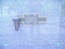 Margaret L. <i>Gann</i> Atkins